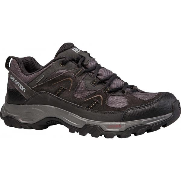 Salomon FORTALEZA GTX černá 9.5 Pánská treková obuv