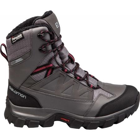 Dámska zimná obuv - Salomon CHALTEN TS CSWP W - 3