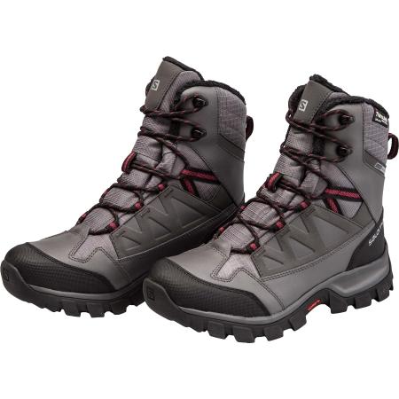 Dámska zimná obuv - Salomon CHALTEN TS CSWP W - 2