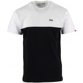 Vans EU M COLORBLOCK TEE - Pánské tričko