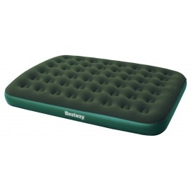 Bestway FLOCKED AIR BED GN - Inflatable mattress