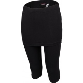 Lewro GALINA 116 - 134 - Pantaloni trei sferturi cu fustă fete