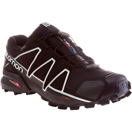 Pánská trailová obuv - Salomon SPEEDCROSS 4 GTX - 1 43fe3315fcb