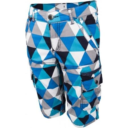 Chlapecké 3/4 kalhoty - Lewro ERNEST 116 - 134 - 1