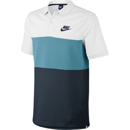 Pánské triko - Nike NSW POLO PQ MATCHUP - 1 85be08e67b1