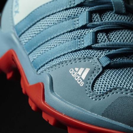Obuwie trekkingowe dziecięce - adidas TERREX AX2R K - 8