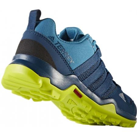 Obuwie trekkingowe dziecięce - adidas TERREX AX2R K - 13