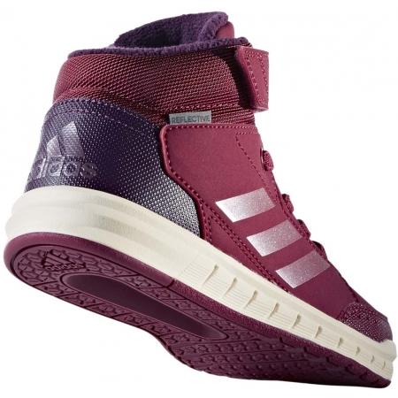 Detská obuv - adidas ALTASPORT MID EL K - 5
