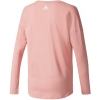 Women's T-shirt - adidas ESSENTIALS LINEAR LONGSLEEVE - 2