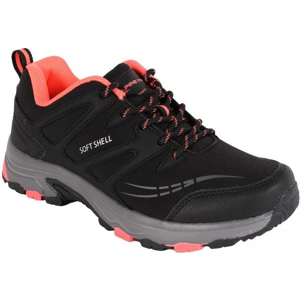 ALPINE PRO TYLVA černá 40 - Dámská obuv