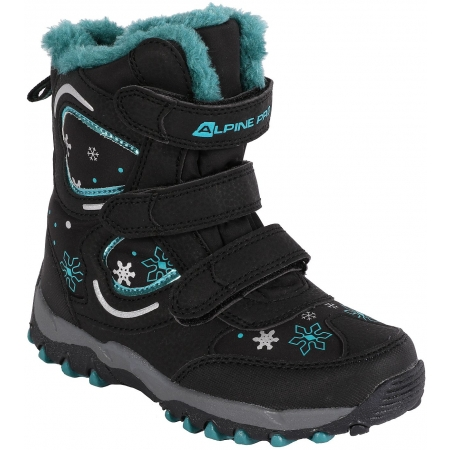 ALPINE PRO KABUNI - Kids' winter shoes