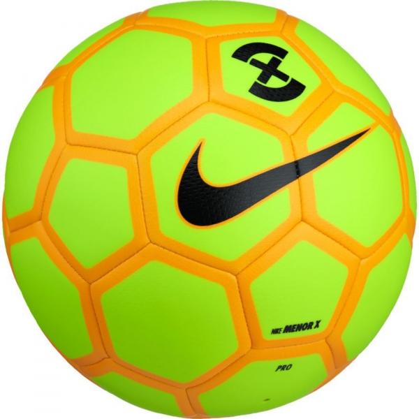 Nike MENOR X żółty 4 - Piłka do futsalu