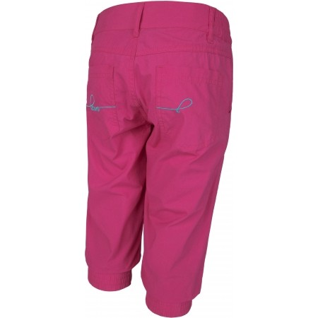 Dívčí tříčtvrteční kalhoty - Lewro GWYNETH 140 - 170 - 2
