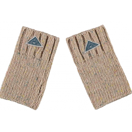 Women's knitted arm warmers - O'Neill BW PRISM KNIT GLOVES