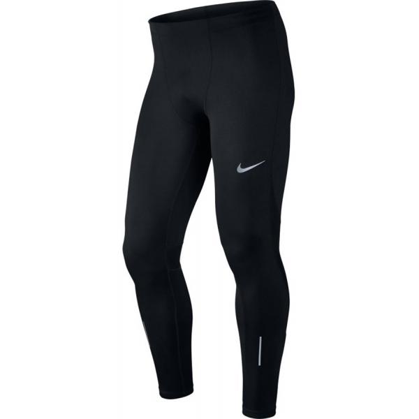 Nike PWR RUN TGHT M černá L - Pánské legíny