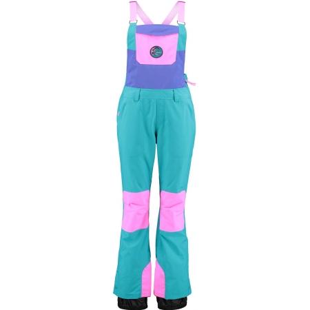 Dámské snowboardové/lyžařské  kalhoty s laclem - O'Neill PW 88' SHRED BIB PANT - 1