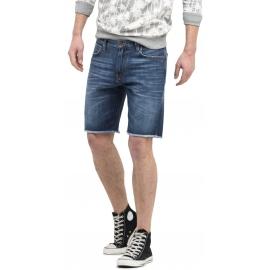 Lee CUT OFF SHORT FAVORITE BLUE - pantaloni scurți de bărbați