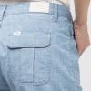Dámské šortky - Lee SEASONAL SHORT BLEACHBEACHBLUE - 5