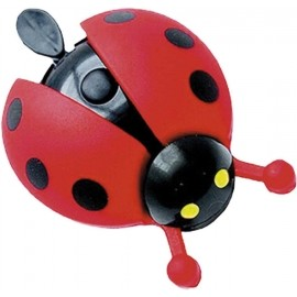 One Ladybug - Bicycle bell