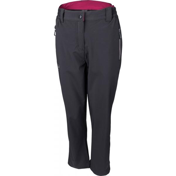 Hi-Tec LADY ALVARO sötétszürke L - Női softshell nadrág