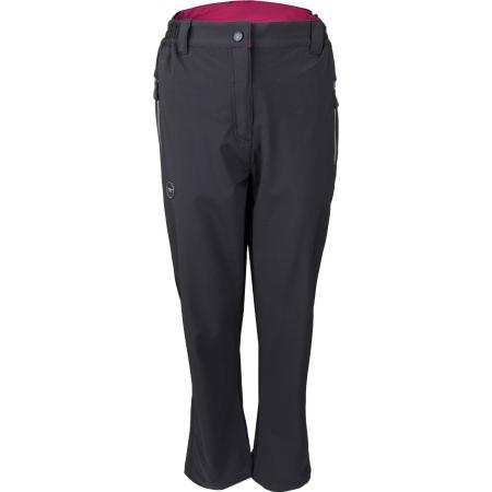 Women's softshell trousers - Hi-Tec LADY ALVARO - 2