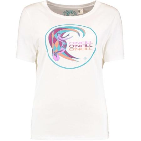 Dámské tričko - O'Neill LW REISSUE LOGO T-SHIRT - 1