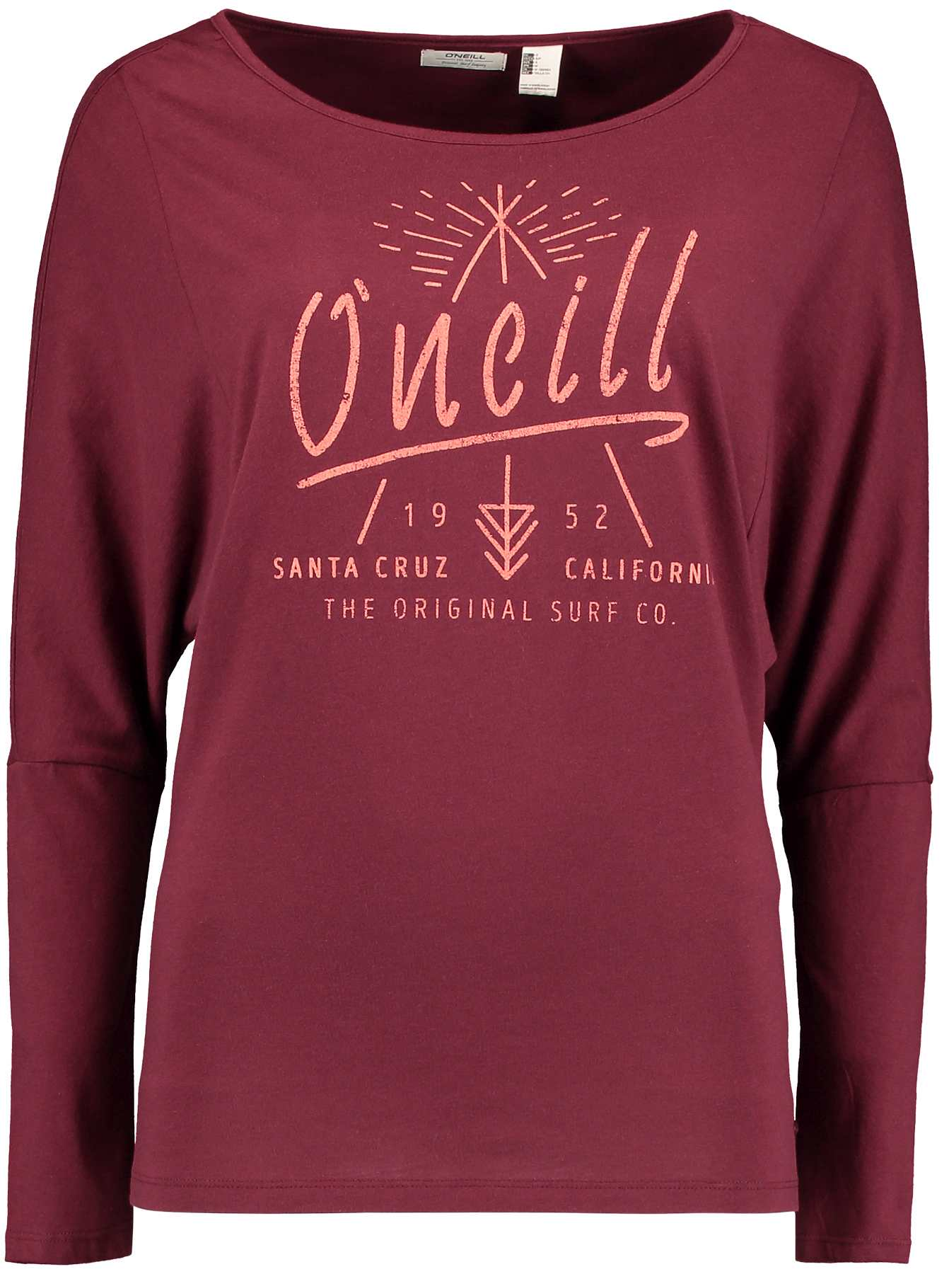 O Neill LW SQUAW VALLEY T-SHIRT. Dámské tričko s dlouhým rukávem 4441c9299a