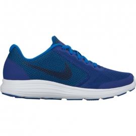 Nike REVOLUTION 3 GS - Detská bežecká obuv 60639ff95e0