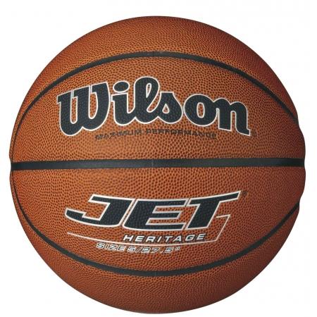 Piłka do koszykówki - Wilson JET HERITAGE