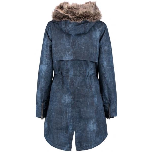 O'Neill AW DENIM PRINT FRONTIER PARKA - Dámska zimná bunda