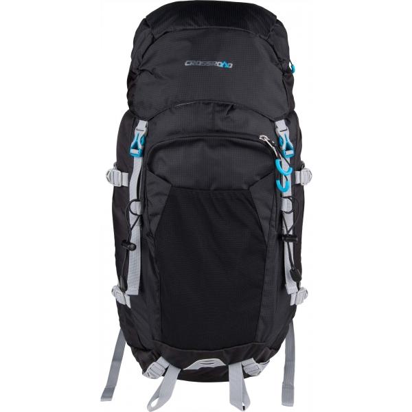 Crossroad TRINITY 45 čierna  - Turistický batoh