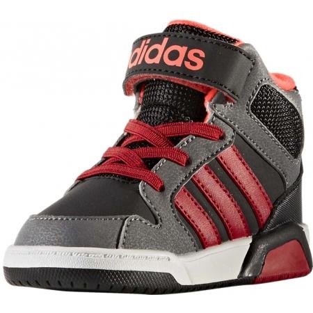 Dětská volnočasová obuv - adidas BB9TIS MID INF - 8