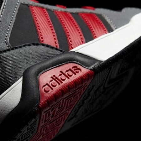 Dětská volnočasová obuv - adidas BB9TIS MID INF - 10