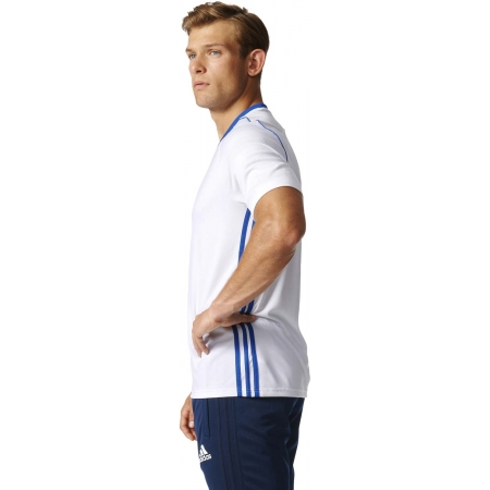 Tricou juniori cu mâneci scurte - adidas TIRO 17 JSY JR - 4