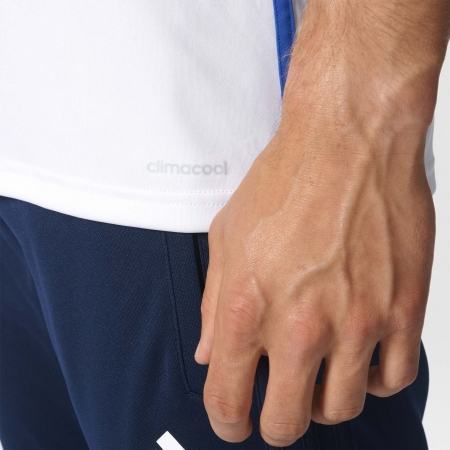 Tricou juniori cu mâneci scurte - adidas TIRO 17 JSY JR - 7
