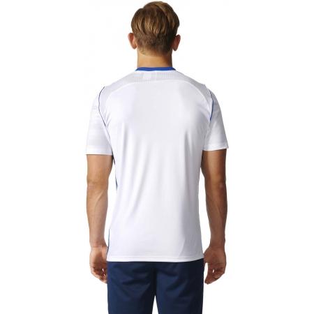 Tricou juniori cu mâneci scurte - adidas TIRO 17 JSY JR - 5