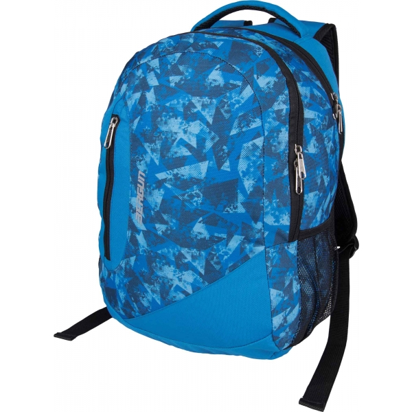 Bergun DEMI 19 modrá  - Školní batoh