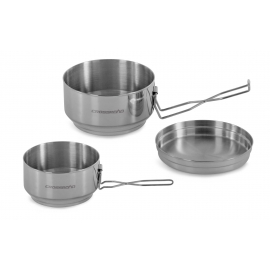 Crossroad PRIMA 3 - Cooking set