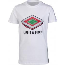 Umbro LIFES A PITCH GRAPHIC TEE - Dětské triko