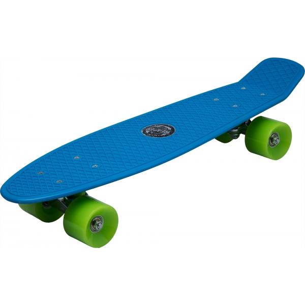 Reaper JUICER tmavě modrá  - Plastový skateboard