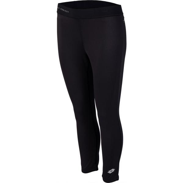 Lotto URSULA V CAPRIS W 7/8 fekete L - Női legging sportoláshoz
