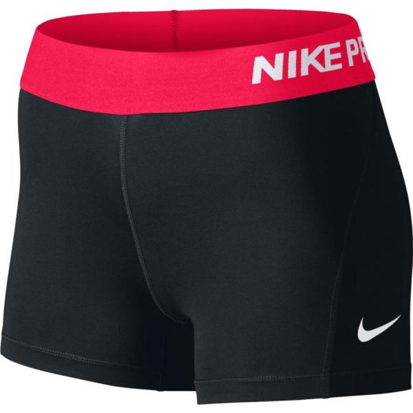 Nike NP SHORT 3IN W čierna S - Dámske kraťasy
