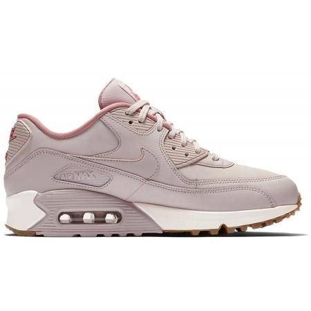 Dámské tenisky - Nike AIR MAX 90 LEATHER SHOE - 1 7439ab4071