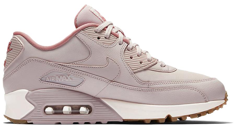 bc6b7b0a4b1b Nike AIR MAX 90 LEATHER SHOE. Dámské tenisky