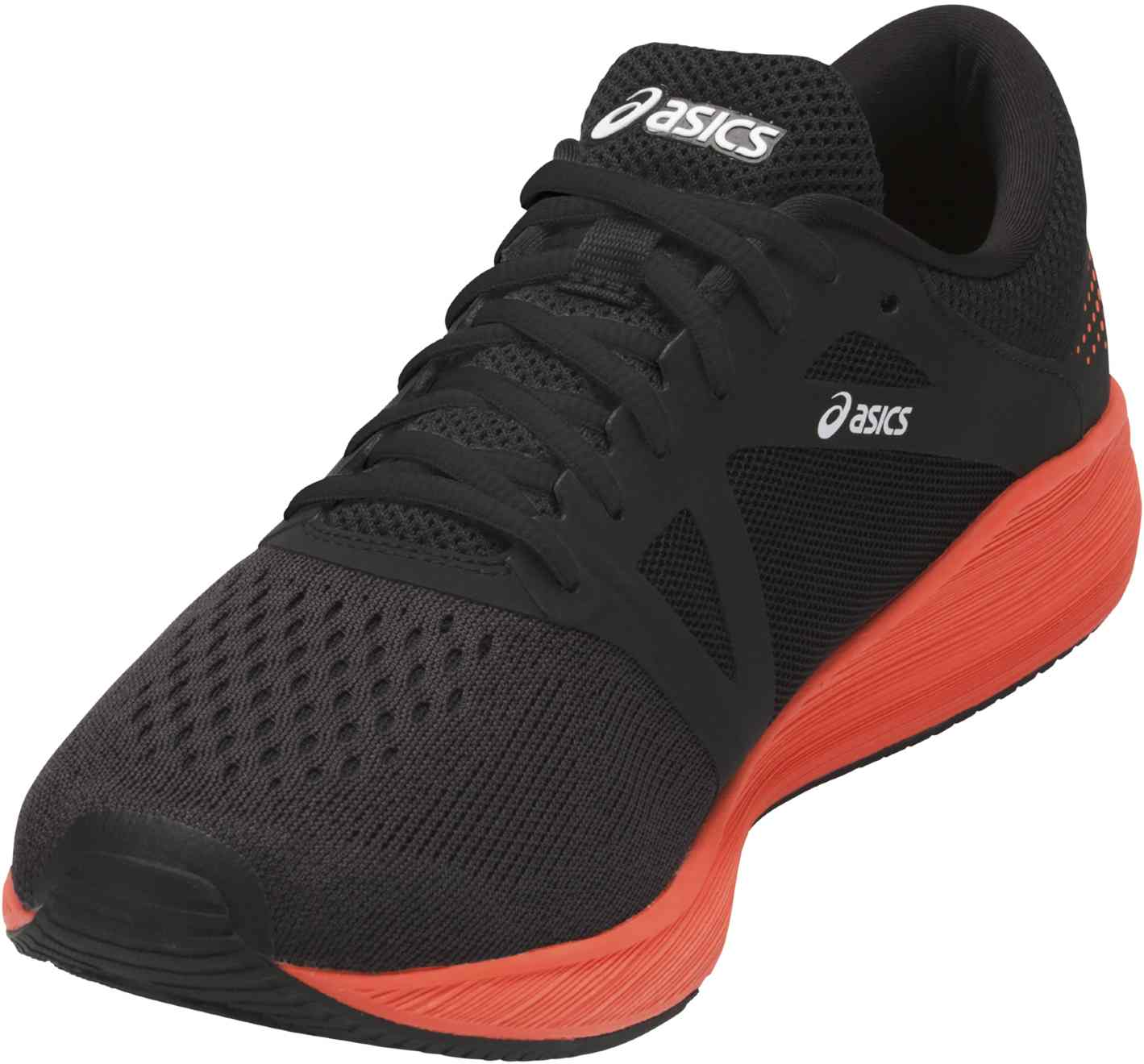 Asics Shoes In Black