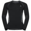 Pánske funkčné tričko - Odlo SHIRT L/S SEAMLESS WARM - 1