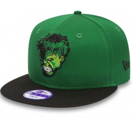 New Era 9FIFTY HERO HULK - Kids' cap