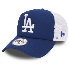 New Era TRUCKER CLEAN LOS ANGELES DODGERS - Şapcă club bărbați