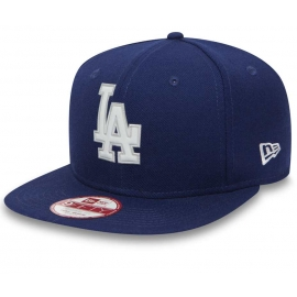 New Era 9FIFTY LOGOSHINE LOS ANGELES DODGERS - Pánská klubová  kšiltovka