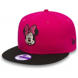 New Era 9FIFTY HERO MINNIE MOUSE - Girls' baseball cap